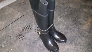 Michael kors rain boots new $90