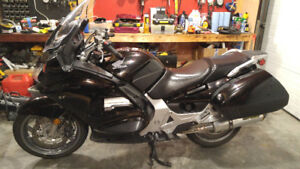 2012 Honda ST1300 ABS 4.550 kms only! Price Reduced