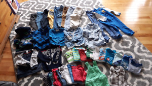 Baby boy clothing 12 -24 month