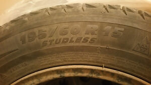 MICHELIN  tires X-ICE FOR SALE