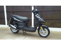 Sym Symply 50 scooter. 2011 ( spares or repairs )