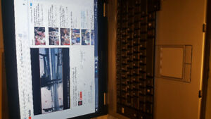 Ordinateur portable , laptop , toshiba tecra , nego