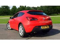 2014 Vauxhall Astra GTC 2.0 CDTi 16V Sport 3dr Manual Diesel Coupe