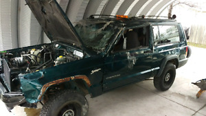 1998 jeep Cherokee part out