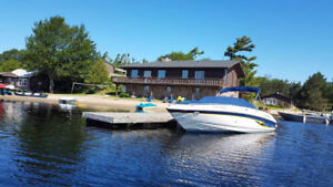 ~*~Availability This Long Weekend on Gorgeous Waterfront Cottage