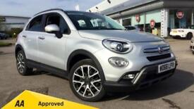 2017 Fiat 500X 1.6 Multijet Cross Plus 5dr Manual Diesel Hatchback