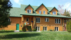 Cottage Sauble Beach Beautiful Log Home
