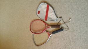 Raquetball raquets
