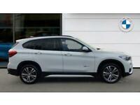 2016 BMW X1 xDrive 20d Sport 5dr Step Auto Diesel Estate Estate Diesel Automatic