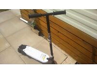 Electric scooter in excellent condition