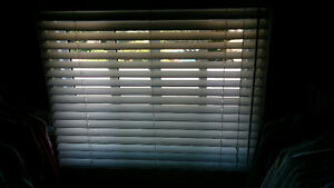 Exclusive Levolor vertical ivory wood blinds... London Ontario image 3