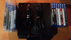 Ps4 with 7 games $250