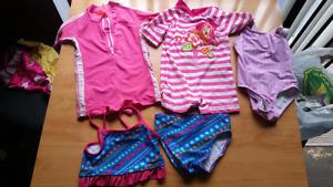 Infant bathing suits