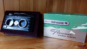 Stereo Camera View Master Personal