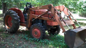 Looking for a tractor something like this one