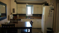 2 bedroom apartment includes cable/ internet and utilities