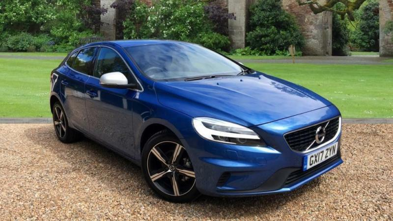 2017 volvo v40 d2 r design winter pack rear manual diesel hatchback in ashton on ribble. Black Bedroom Furniture Sets. Home Design Ideas