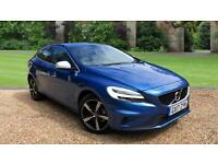 2017 Volvo V40 D2 R DESIGN Winter Pack Rear Manual Diesel Hatchback