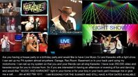 KARAOKE  AND DJ  MUSIC  FOR YOUR SUMMER PARTY