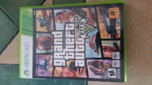 Gta5 for xbox 360