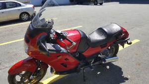 Kawasaki ZG1000 Ready for the Road!