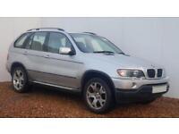 2003 53 BMW X5 2.9 D SPORT 5D AUTO 181 BHP DIESEL
