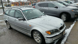 2005 BMW 3-Series Hatchback