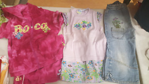Lot of Girls Spring/ Summer Clothes- Size 3 & 3X