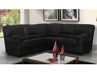 SALE PRICE SOFAS::Classic design sofas, available as a 3+2 seat set or corner sofa