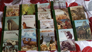 Illustrated Library of Nature  1-16 $30.