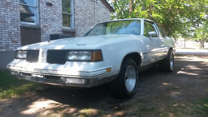 1987 Cutlass Supreme