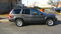 2002 Jeep Grand Cherokee Limited SUV (WINTER IS COMING!!!)