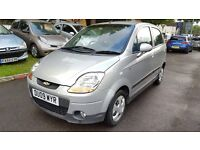 2009 CHEVROLET MATIZ S A/C 5 DOOR 1.0L PETROL ++2KEYS++VERY LOW MILEAGE++