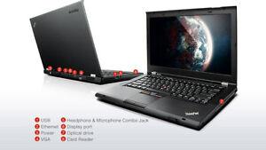 Lenovo Thinkpad T430s, i5-3320M,8GB RAM,120GB,Dock,Extra Battery