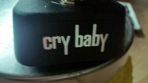 CRY BABY WA WA SPECIAL EFFECTS PEDAL