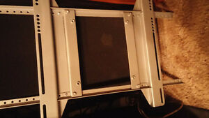 WALL T.V HOLDER/WILL HOLD UP TO 42 INCH FLAT SCREEN T.V EASY PUT