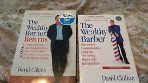 Wealthy Barber Books