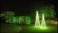 Christmas Light Design and Install  HOLIDAY Home Decorations