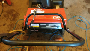 Electric snow blower $ 100 firm