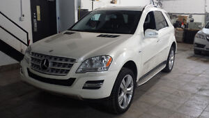 2011 Mercedes-Benz M-Class ML350 BlueTEC VUS