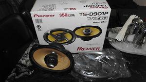 6X9 Pioneer Premier 350 watt en Kevlar