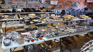 NEW AND USED HARLEY DAVIDSON PART'S