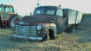 1950 1 ton chevy Truck