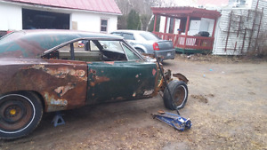 Charger 68 GROS PROJECT