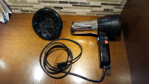 Philips 1600 Professional Cool Hair Dryer with diffuser