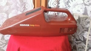 Electric Hand Vac-USA (cars washrooms small cleanups)17' cord