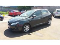 2008 58 SEAT IBIZA 1.4 16V SE 5 DOOR,GREAT COLOUR,FINANCE AVAILABLE.2 KEYS,