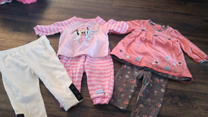Girls 6 month clothing