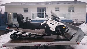 Ski doo's and trailer package
