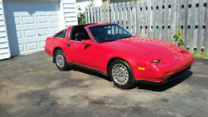 1987 Nissan 300zx t-top